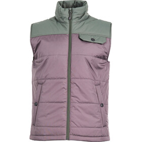 United By Blue Bison Puffer Vest Heren, mountain ash